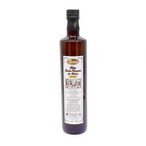 olio extra vergine di oliva UMBRIA FILTRATO