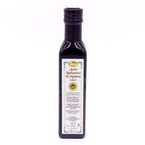 aceto balsamico di modena IGP marasca