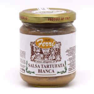 salsa tartufata bianca