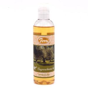 Bagnoschiuma BIo all'olio extra vergine di oliva