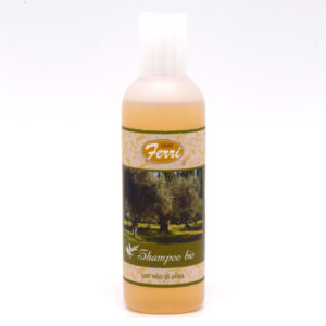 Shampoo BIO all'olio extra vergine di oliva