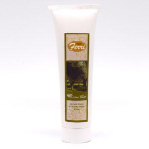 Crema mani all'olio extra vergine di oliva e latte d'asina