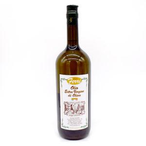 Olio extra vergine di oliva UMBRIA GREZZO con scatola